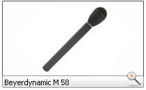 Beyerdynamic M 58