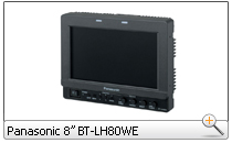 Panasonic BT-LH80WP 7.9
