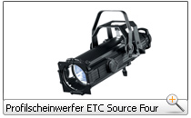 Profilscheinwerfer ETC Source Four