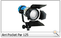 Arri Pocket Par 125