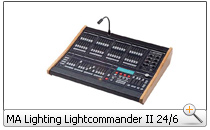 MA Lighting Lightcommander II 24/6