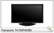 Panasonic TH-50PHD8EK