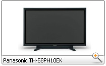 Panasonic TH-58PH10EK