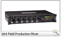 Sounddevices 664 Field Production Mixer