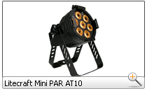 LITECRAFT Mini PAR AT10