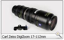 Carl Zeiss DigiZoom Vario Sonnar T1.9 17-112mm